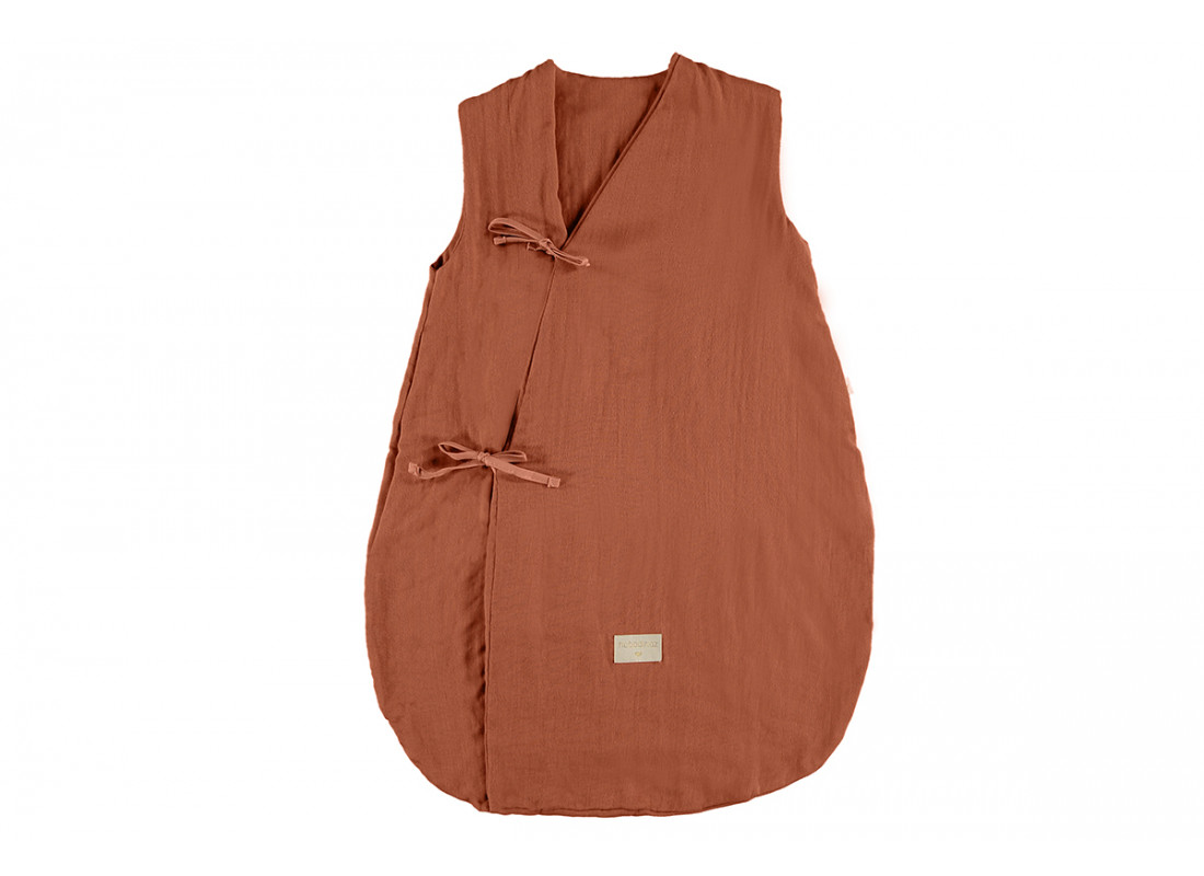 Dreamy summer sleeping bag toffee - 2 sizes