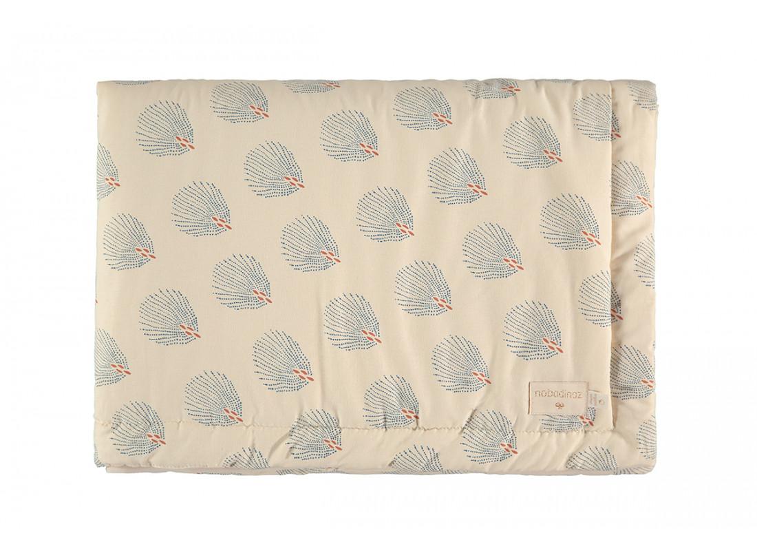 Laponia blanket blue gatsby cream - 2 sizes
