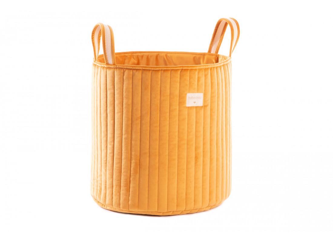 Savanna toy bag • velvet farniente yellow