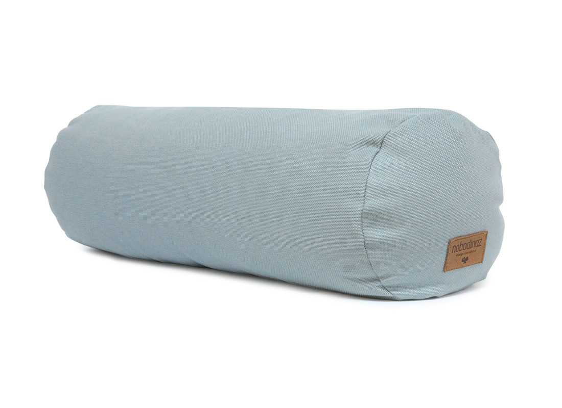 Sinbad cushion • riviera blue