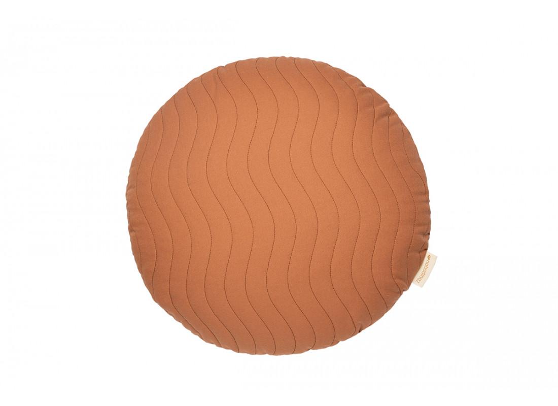Sitges cushion • sienna brown
