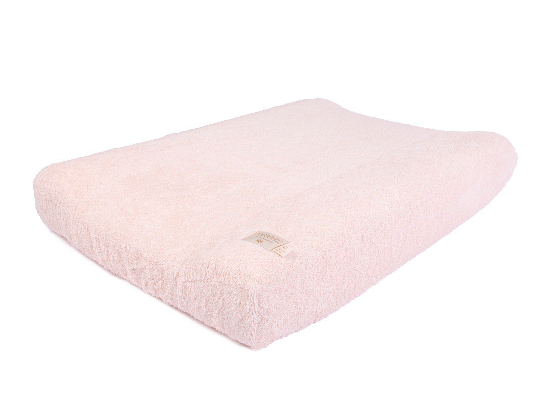 Waterproof changing mat & cover So Cute 70x50 pink