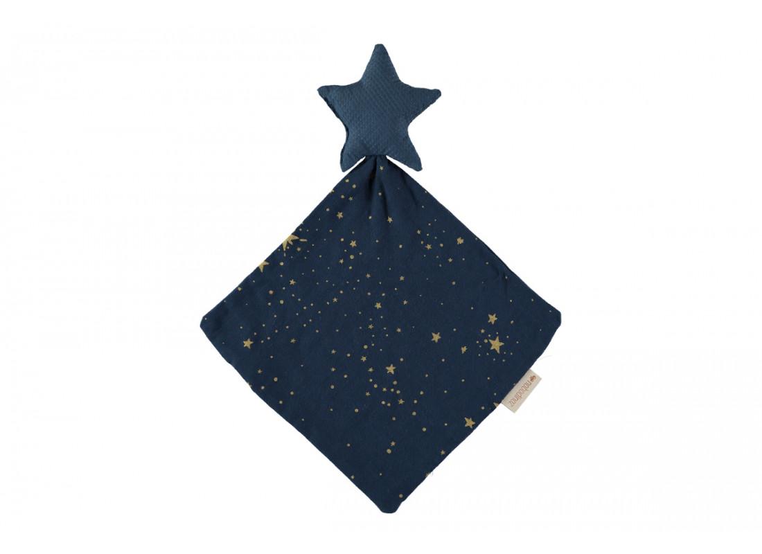 Star doudou gold stella/ night blue