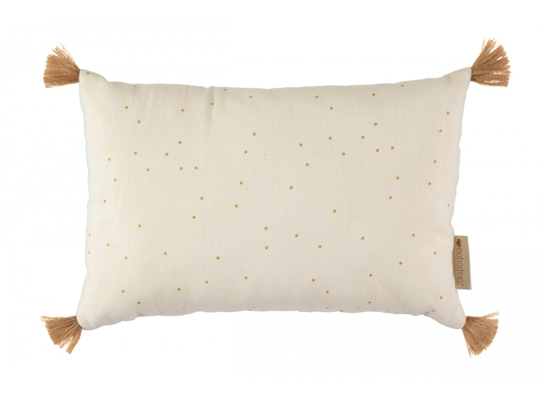 Sublim cushion honey sweet dots/ natural
