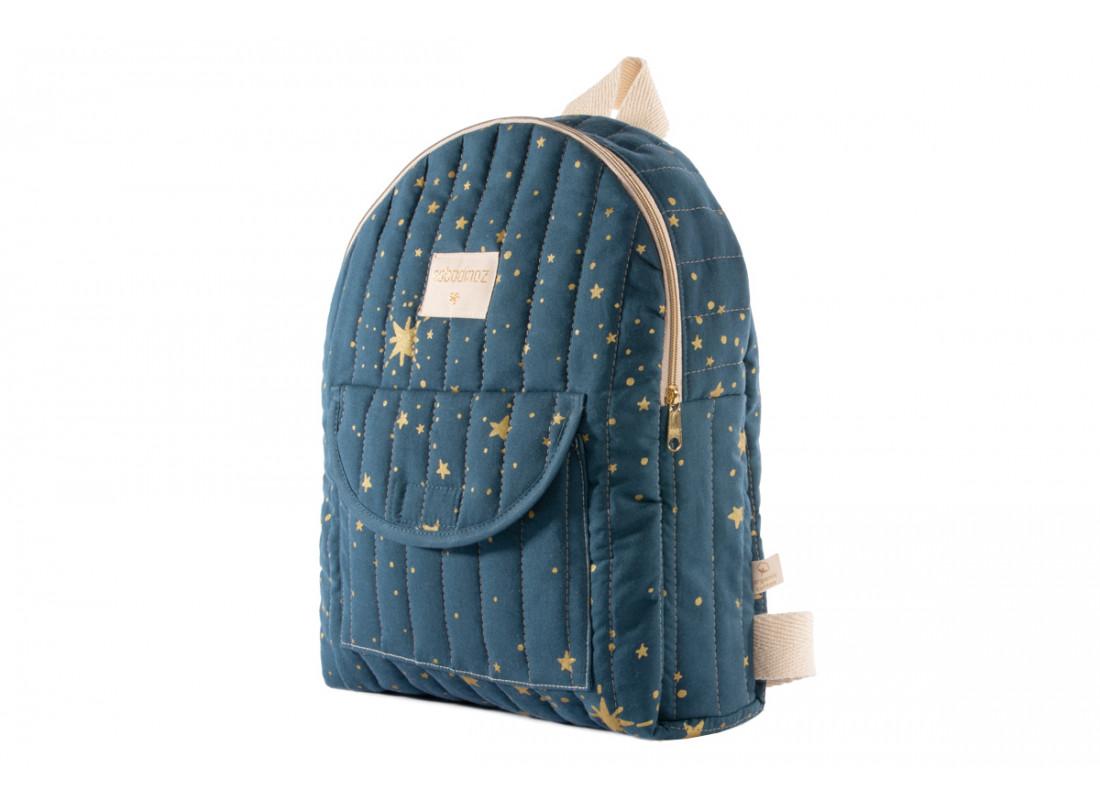 Too Cool kid backpack gold stella/ night blue
