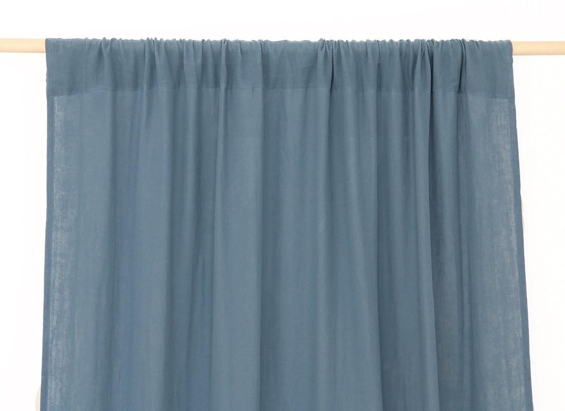 Utopia curtain 146x280 night blue