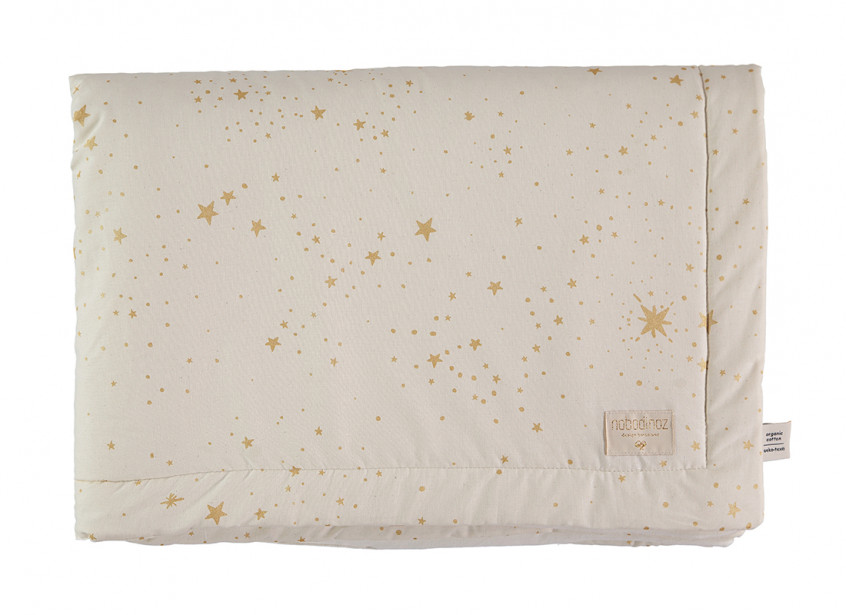 Laponia blanket gold stella/ natural - 2 sizes