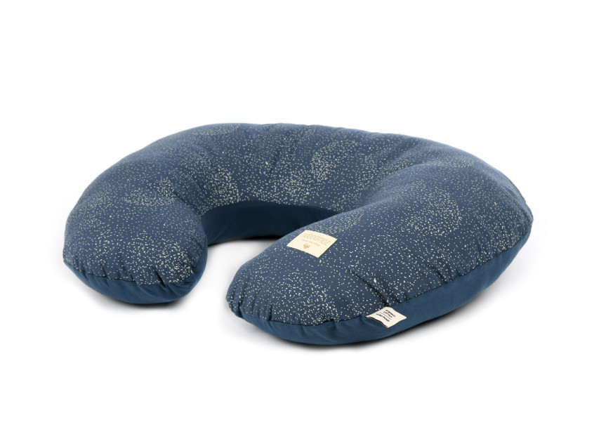 Sunrise nursing pillow 50x60x15 gold bubble/ night blue
