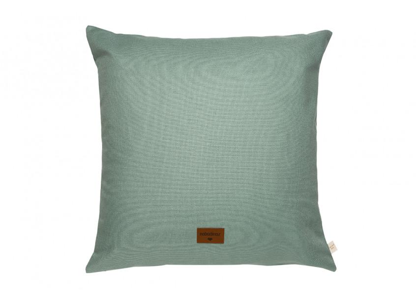 Aladdin cushion • eden green