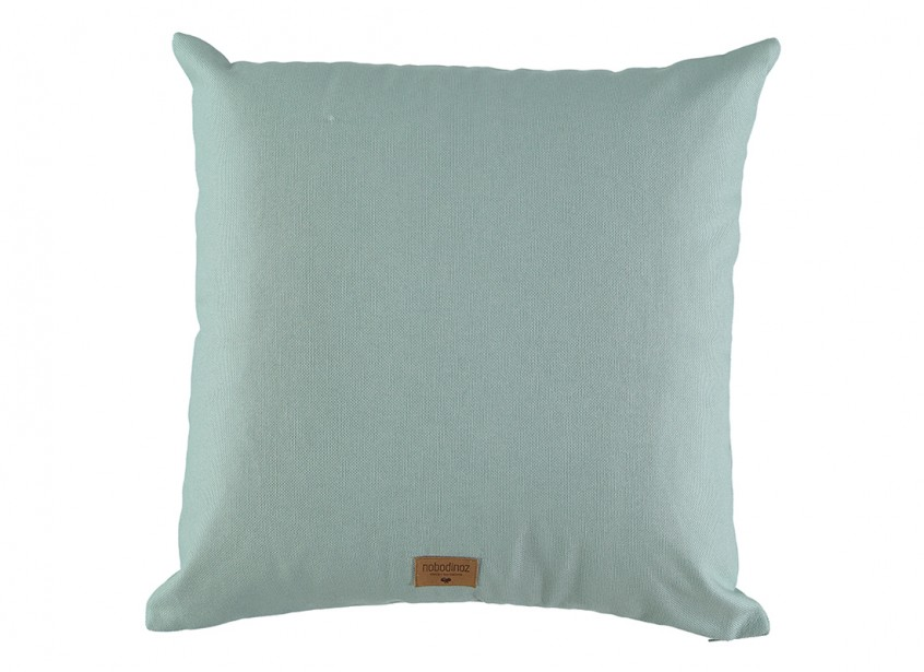 Aladdin cushion • riviera blue