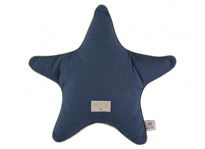 Aristote cushion • night blue