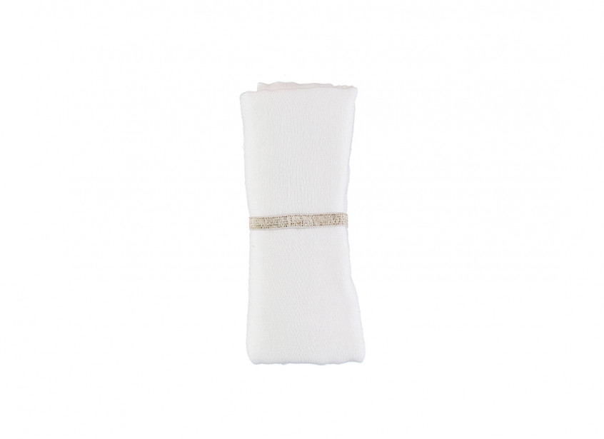 Baby love swaddle 70x70 white
