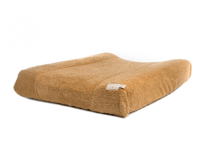 Waterproof changing mat & cover So Cute Caramel
