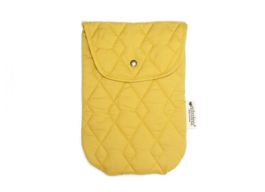 Granada diaper case 28x18 farniente yellow