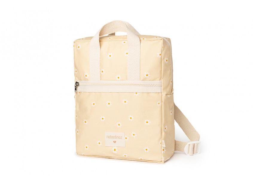 Sunshine kid backpack • daisies