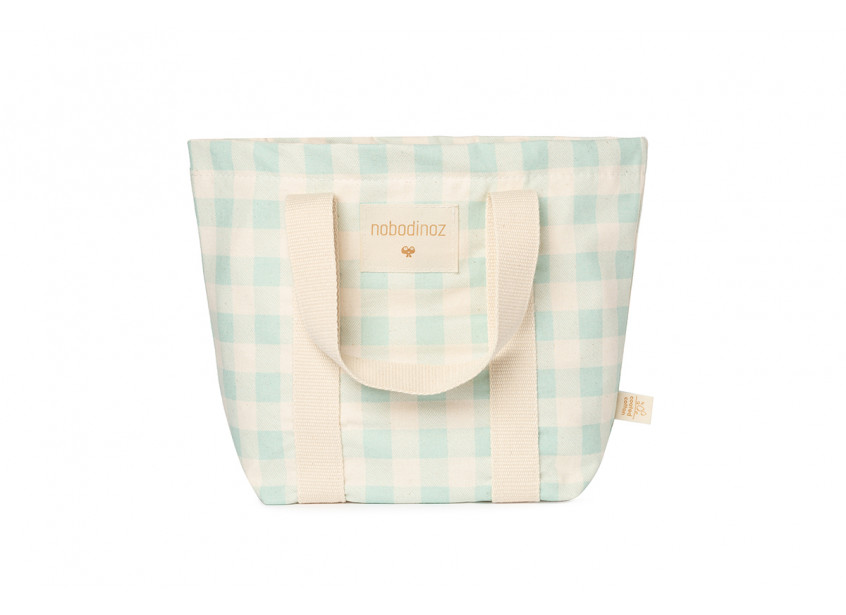 Sunshine mini bag • opaline vichy