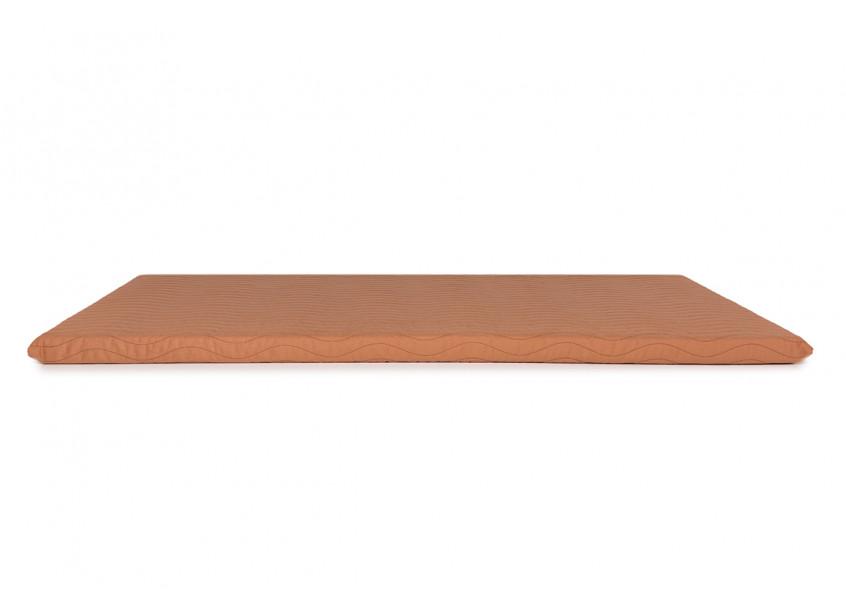 Monaco play mattress • sienna brown