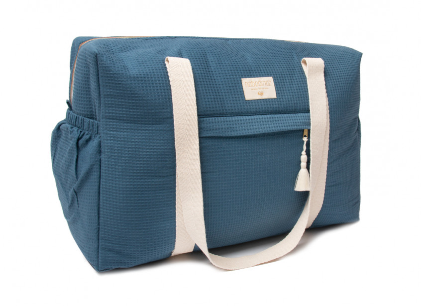 Opera maternity bag night blue
