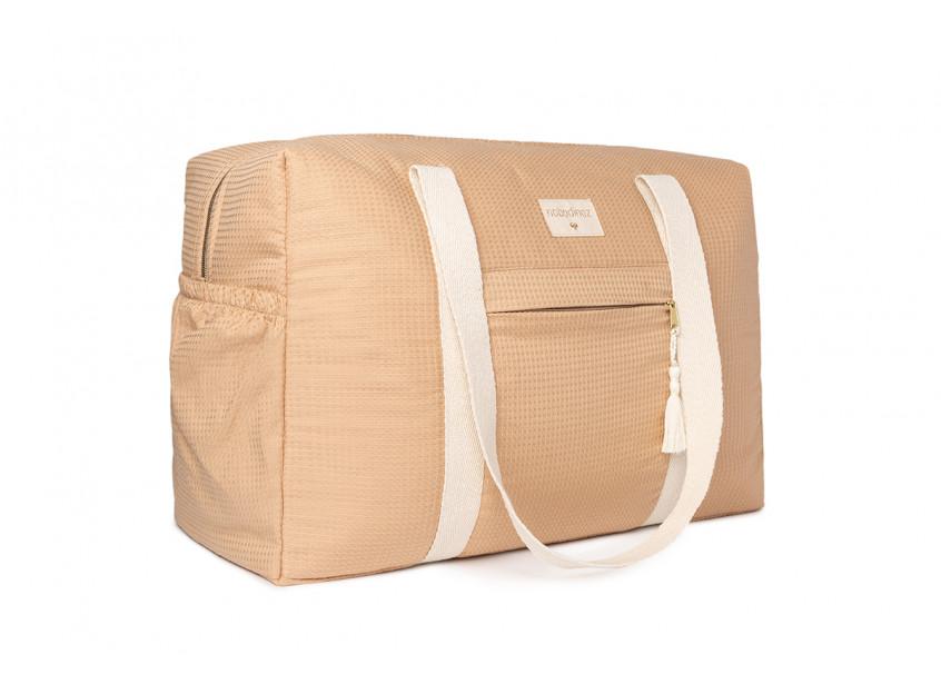 Opera waterproof maternity bag • nude