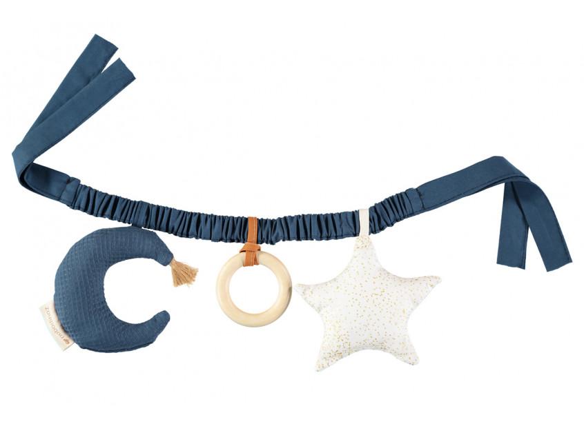 Star & Moon pram chain