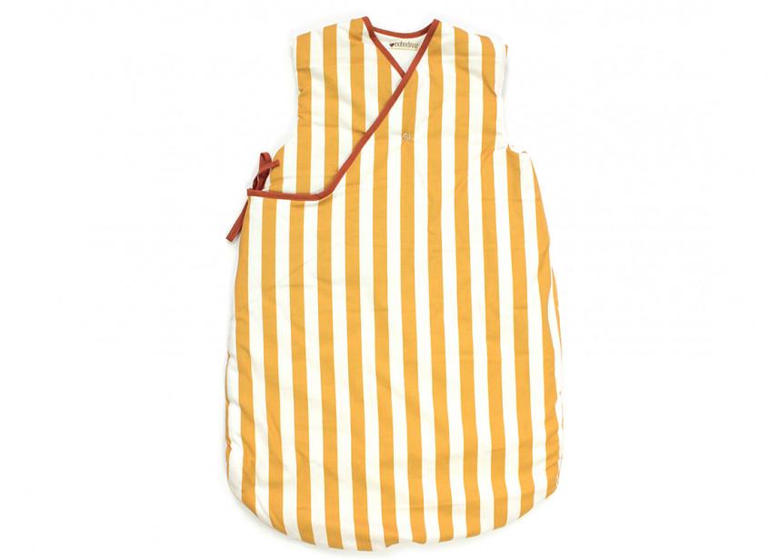 Sleeping bag Montreal honey stripes - 2 sizes