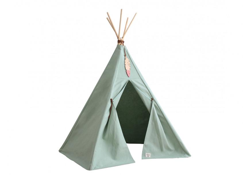 Nevada teepee • provence green