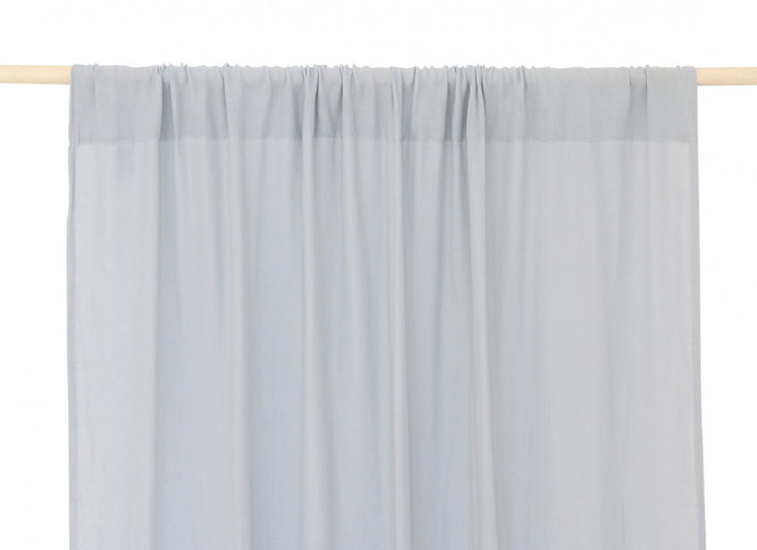 Utopia curtain 146x280 riviera blue
