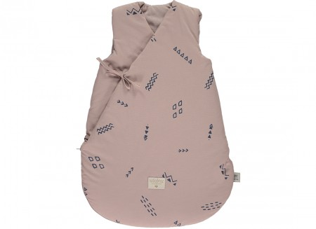Cloud winter sleeping bag blue secrets/ misty pink - 2 sizes