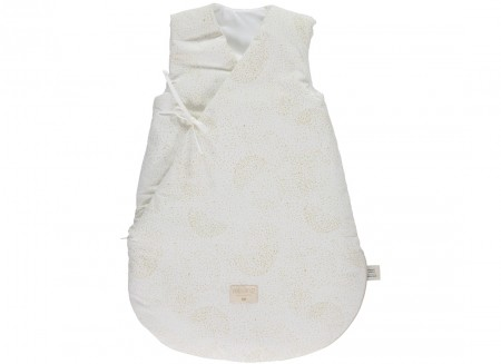 Cloud winter sleeping bag gold bubble/ white - 2 sizes