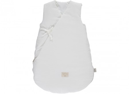 Cloud winter sleeping bag honeycomb white - 2 sizes