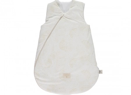 Cocoon sleeping bag gold bubble/ white - 2 sizes