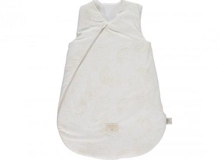 Cocoon midseason sleeping bag • gold bubble white