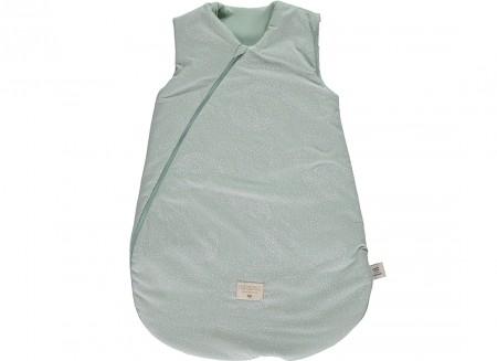 Cocoon midseason sleeping bag • white bubble aqua