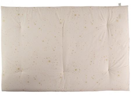 Eden futon 148x100x6 gold stella/ dream pink