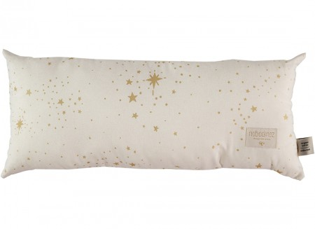 Hardy cushion • gold stella natural