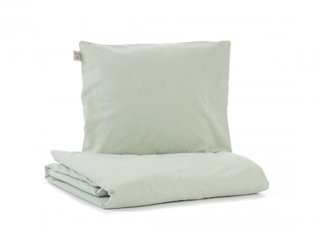 Himalaya duvet white bubble/ aqua - 2 sizes