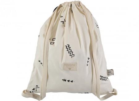 Koala backpack 40x34 black secrets/ natural
