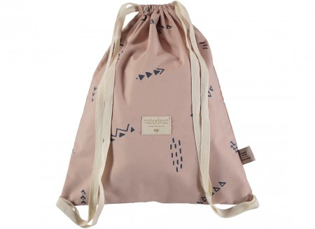 Koala backpack 40x34 blue secrets/ misty pink