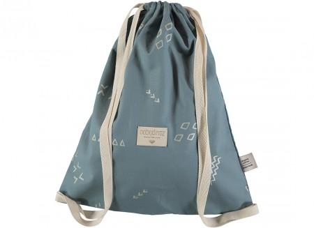 Koala backpack 40x34 gold secrets/ magic green
