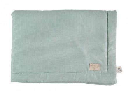 Laponia blanket honeycomb aqua - 2 sizes