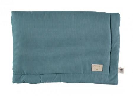 Laponia blanket honeycomb magic green - 2 sizes