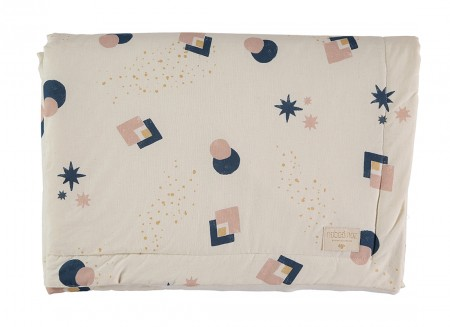 Laponia blanket night blue eclipse/ natural - 2 sizes