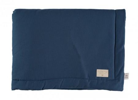 Laponia blanket honeycomb night blue - 2 sizes