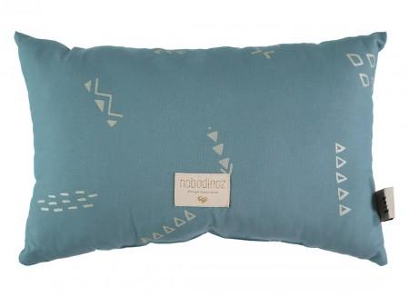 Laurel cushion 22x35 gold secrets/ magic green