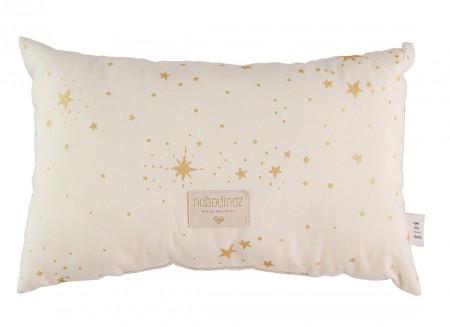 Laurel cushion 22x35 gold stella/ natural