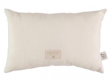 Laurel cushion honey comb 22x35 natural