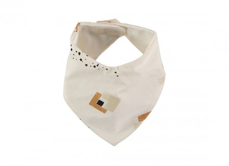 Lucky bandana bib 16x43 sunset eclipse/ natural