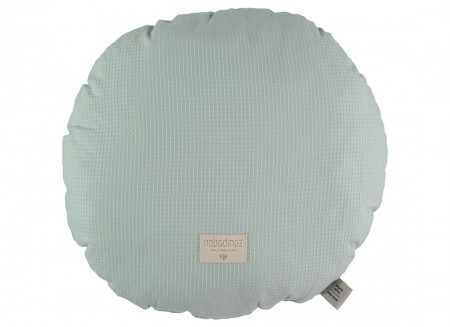 Newton cushion 40x40 aqua