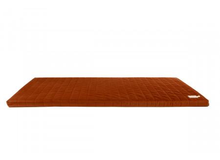 Zanzibar velvet mattress wild brown