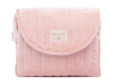 Savanna maternity case • velvet bloom pink